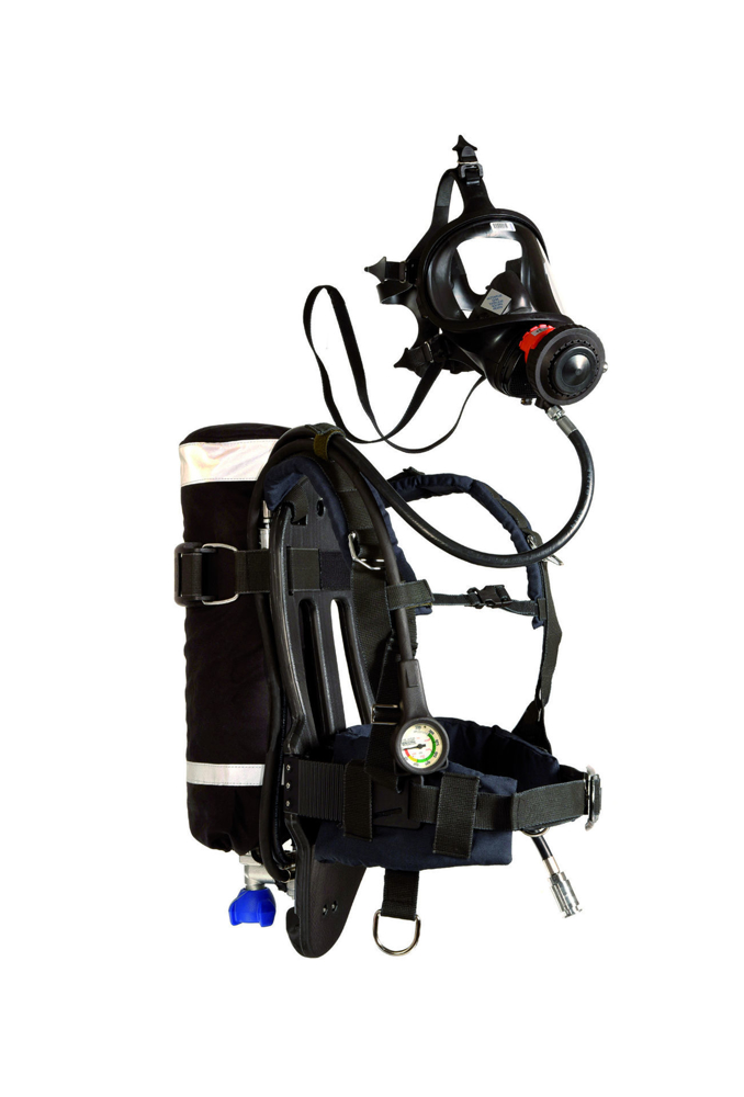 Picture of Self Contained Breathing Apparatus SCBA TYPE2