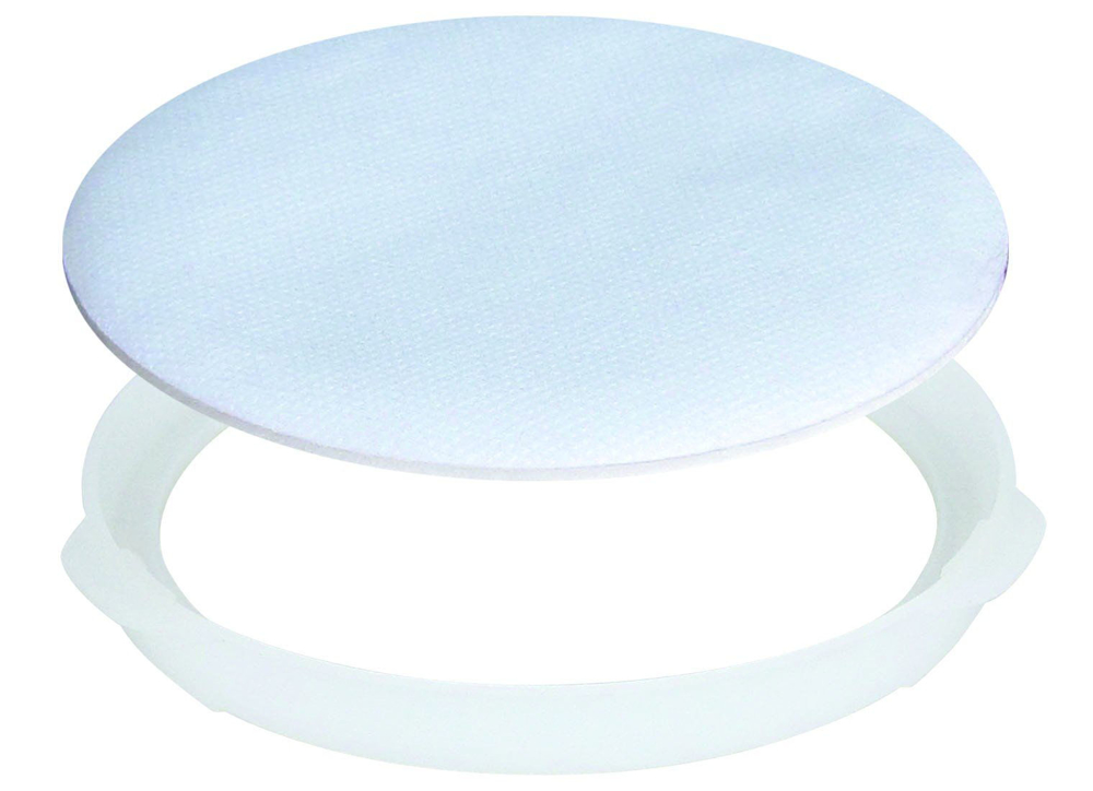 Picture of Eyevex Respirators Pre-FIlter & Retainer (5002 & 5003)