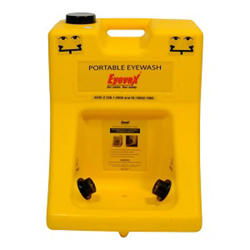 Picture of Eyevex Eye Wash Station Portable EPEW 6015