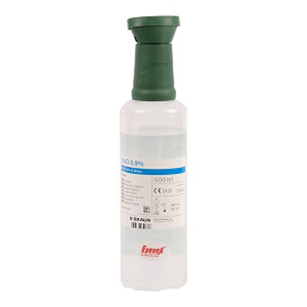 Picture of Eyevex Eye Wash Station Spare Bottle EEB 500