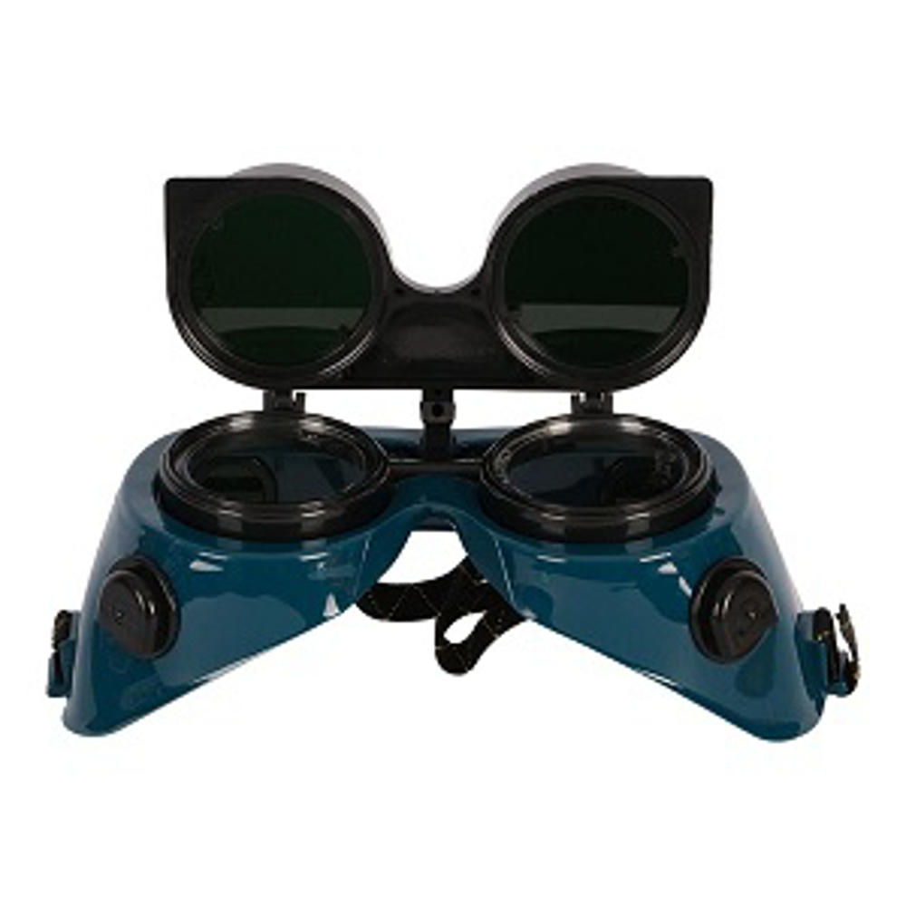 Picture of Eyevex Safety Round Welding Goggles - SWG-205-56